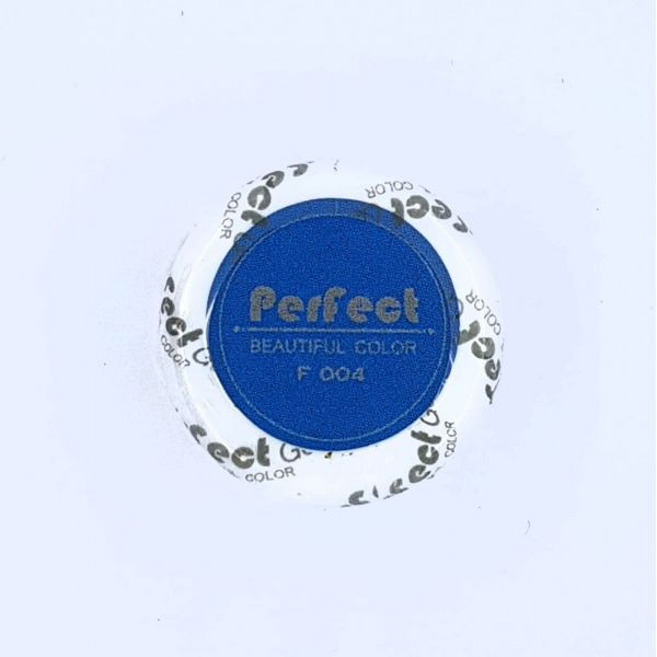 Perfect Beautiful Color Ocean Blue F004