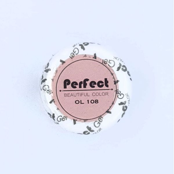 Perfect Beautiful Color Pink OL108