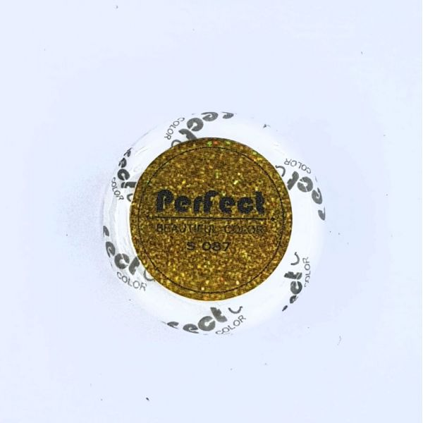Perfect Beautiful Color Gold S087