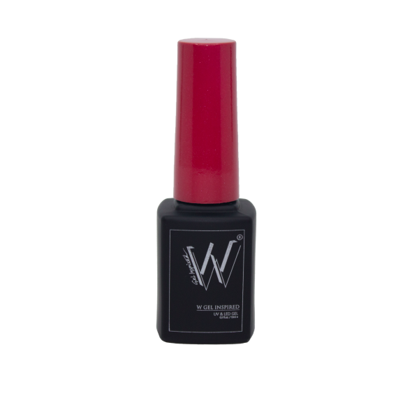 W Gel Inspired Red W005