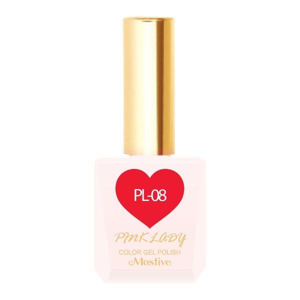 Mostive - Pink Lady Gel (PL-08)